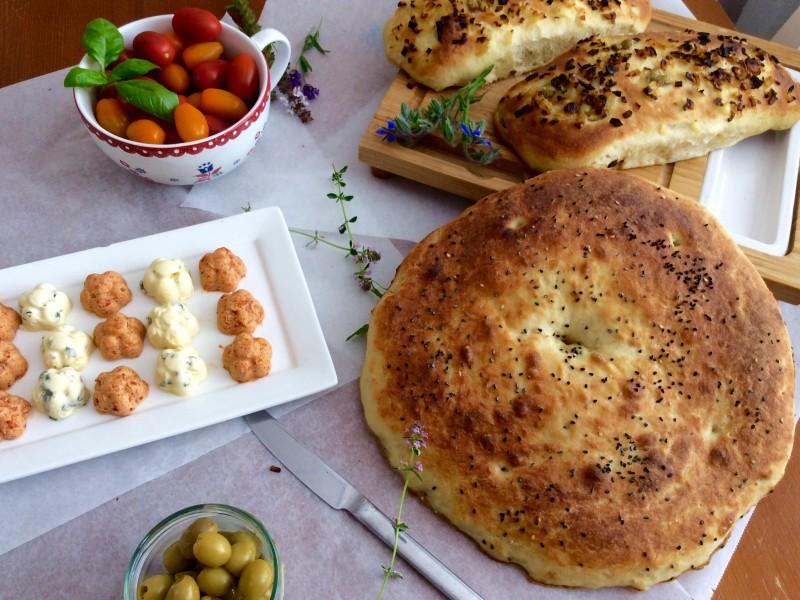 Mediterraans brood
