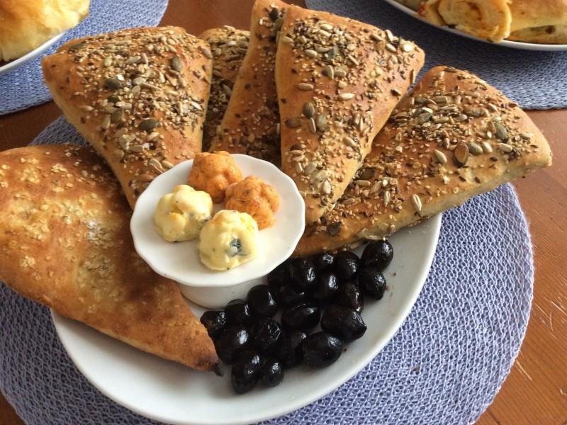 Triangels Broodjes