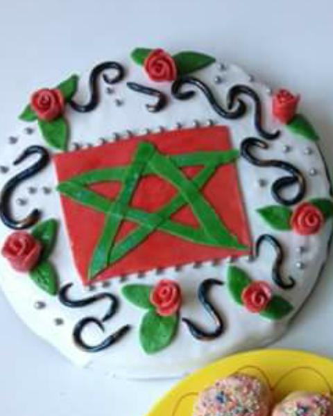 Tips om taart decoreren!!