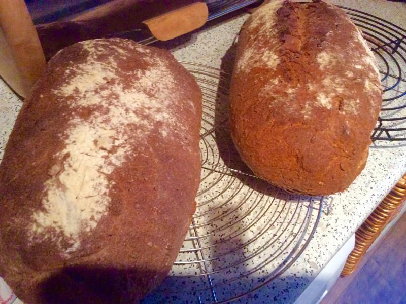 Volkoren/ zaden/zuurdesem brood…