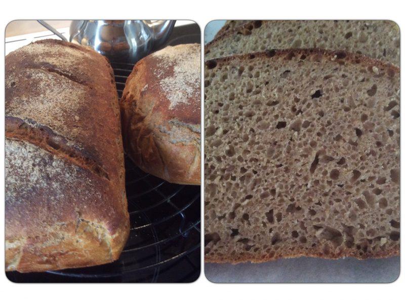 Roggen brood..