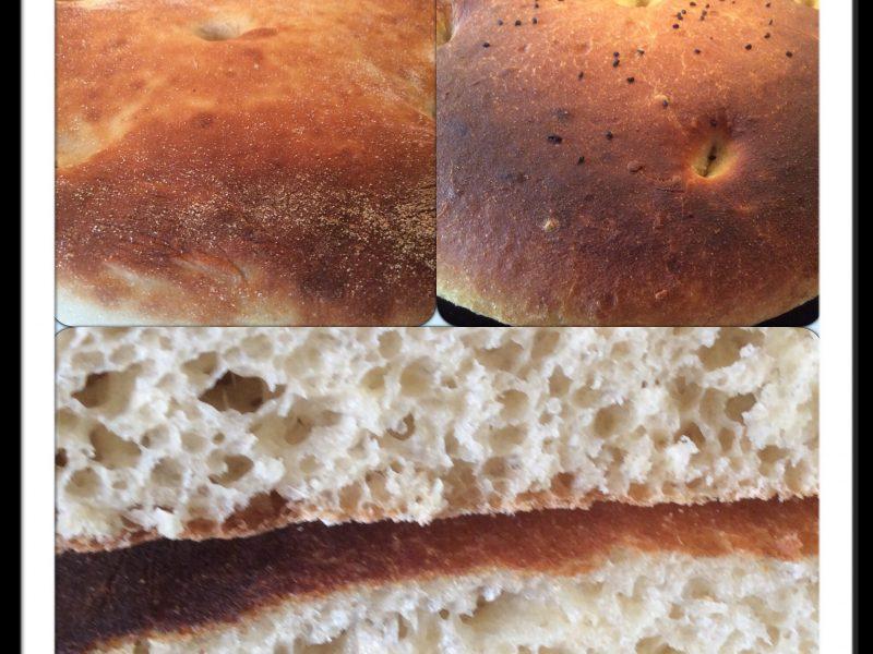 Marokkaans fijn volkorenbrood