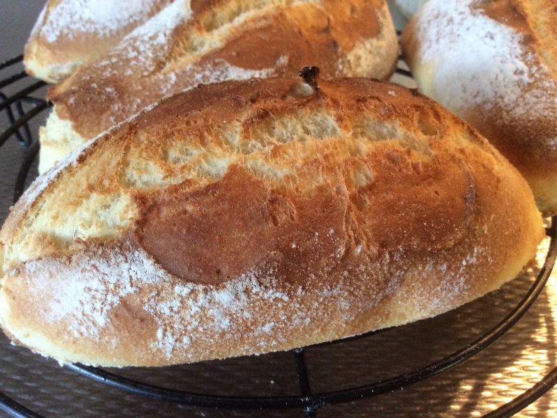 Karnemelk broodjes