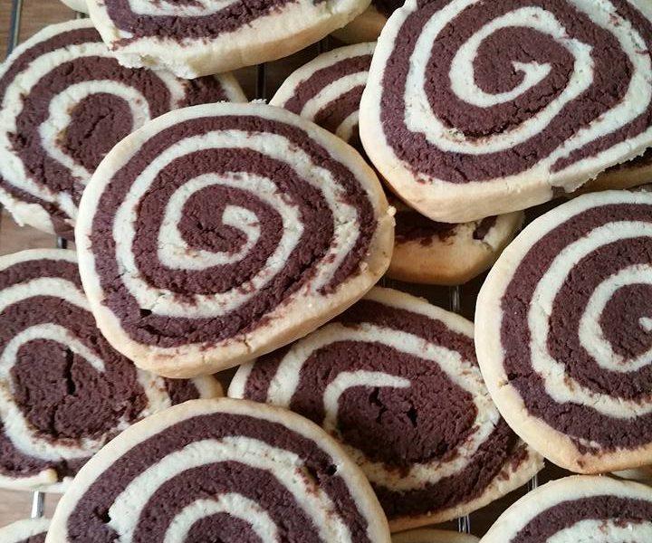 Spiraal koekjes
