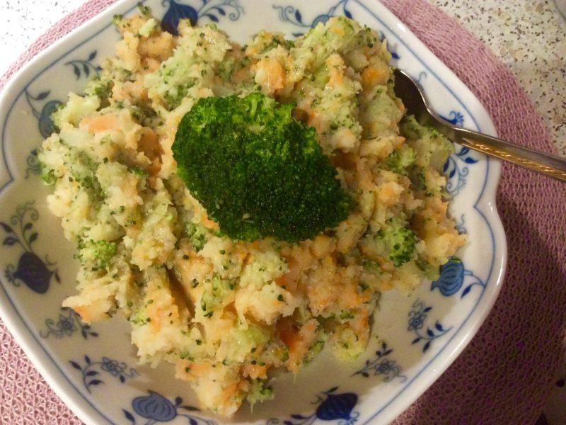 Broccoli stampot…