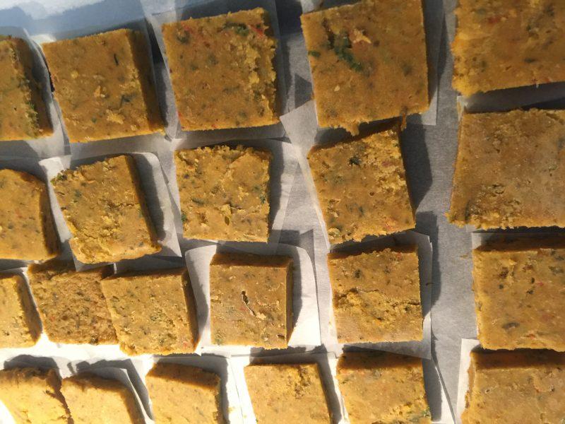Groente bouillon blokjes