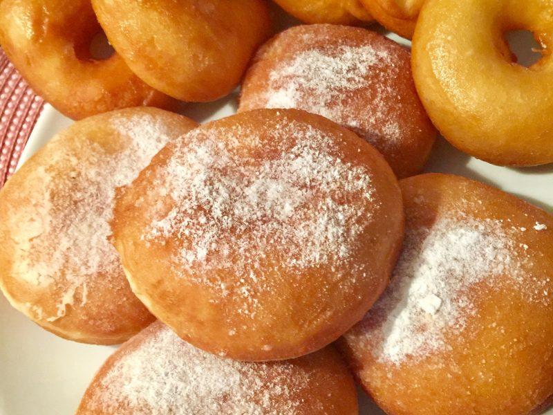 Donuts / berlijnse bollen