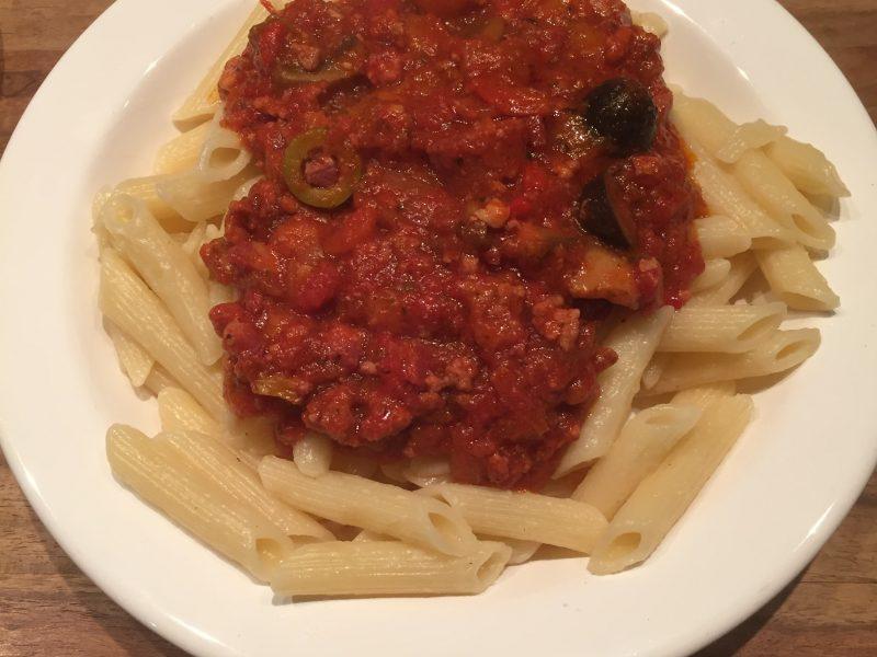 Spaghetti Overkill