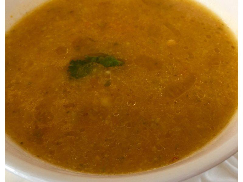 Courgetten / groentesoep