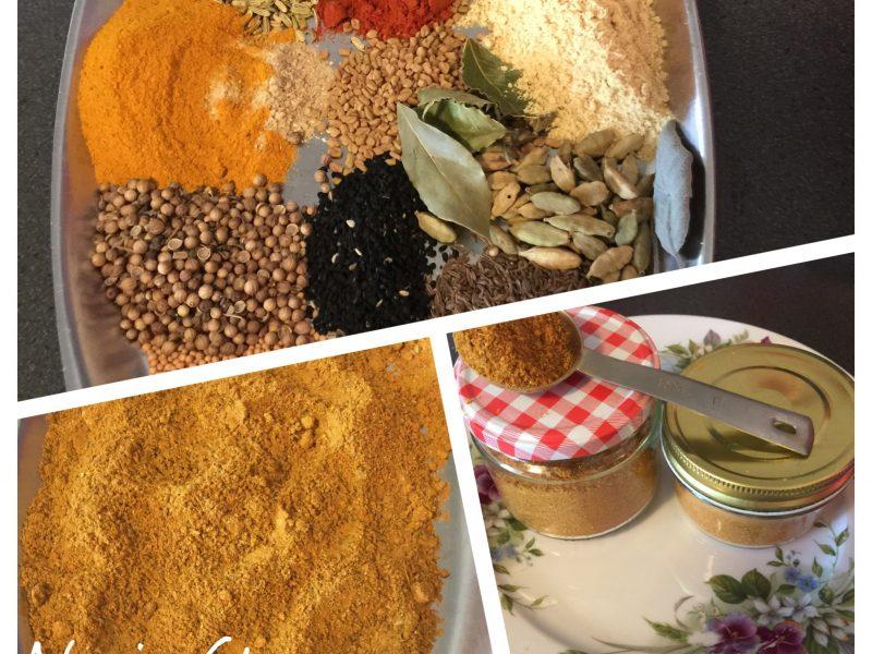 Specerijenmix voor rijstgerechten