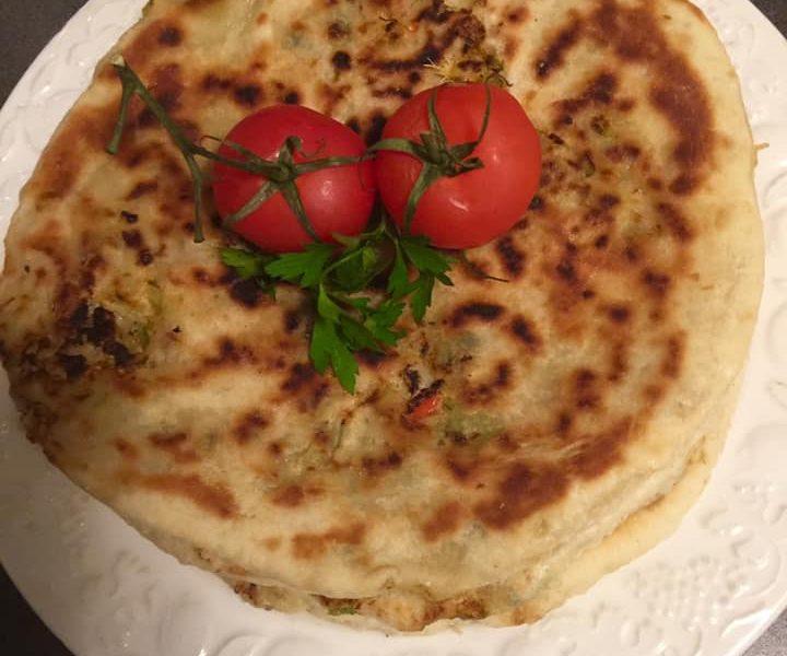 Gevuld panbrood