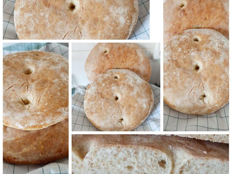 Marokkaans volkoren brood